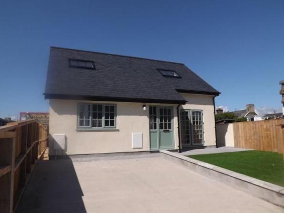 New Build Dormer Bungalow Architectural Design Services Chester