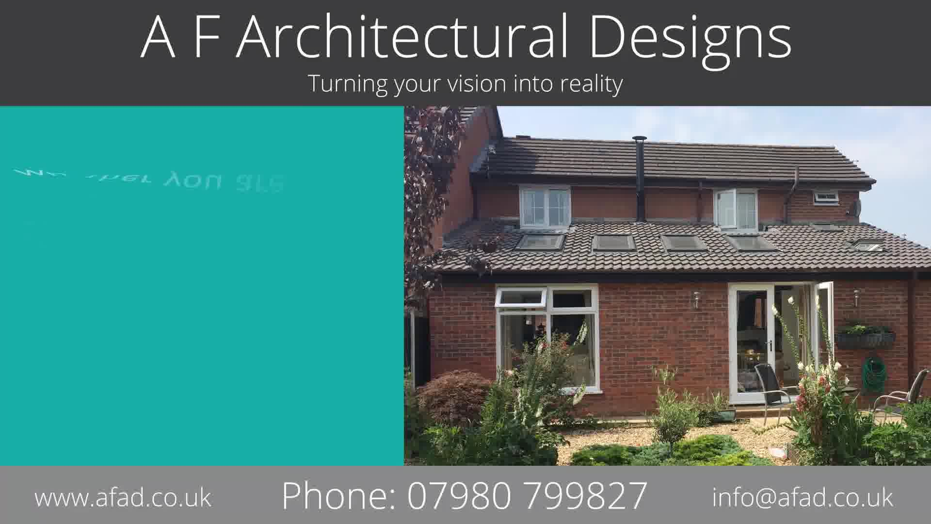 Architectural Services Manchester and Cheshire